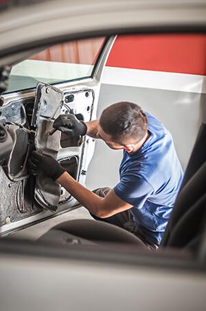 Auto & Truck Parts_ Reverse Logistics Section Photo