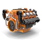 Auto and Truck Engine