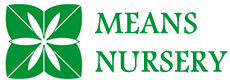 Means Nursery Logo