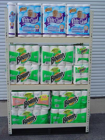 Merchandising Rack