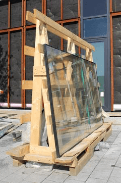 Windows In Wood Protective Packaging